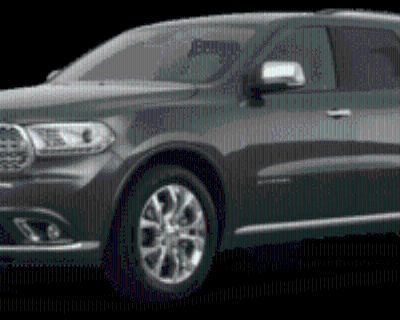 2020 Dodge Durango Citadel