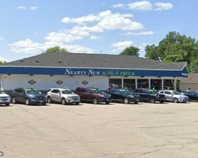 Used Car Lot - For Sale or Lease