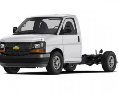 2021 Chevrolet Express Commercial Cutaway GRAY