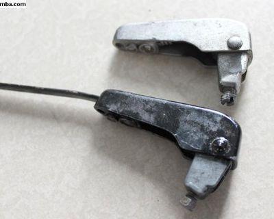 1960-64 Wiper Arms / Base Orig. VW