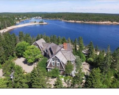 Spacious, waterfront, open ocean views, near Schoodic Point Acadia National Park - Birch Harbor
