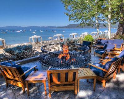 3Private Resort Beach Access 2-Bedroom Sierra Lodge Suite + Amenities - Incline Village