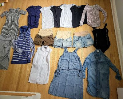 Summer maternity clothes Small and XS