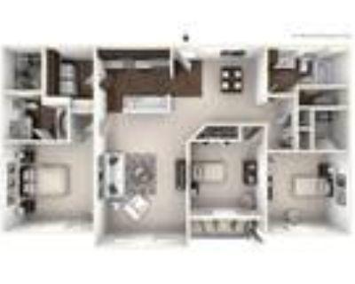 Bella Vista Apartments - The Burgundy 3 BR 2 BA