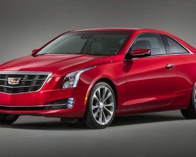 2015 Cadillac ATS Premium