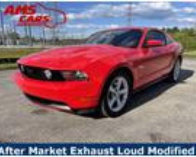 2012 Ford Mustang GT Premium LOUD