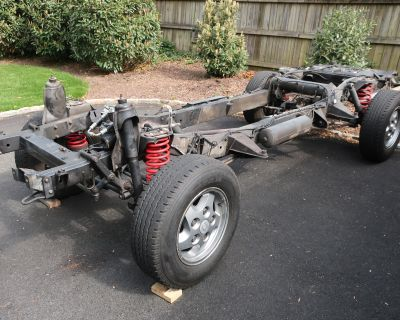 1994 RRC rust-free chassis for sale - price reduced $1,000