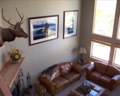4-Bedroom home with 2-King Master Suites - Deer Valley - Park City