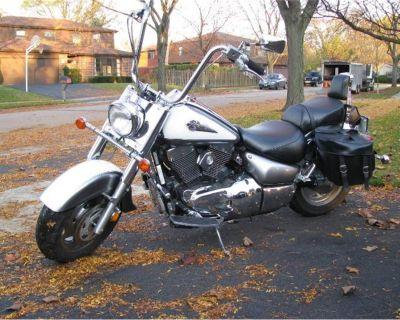 2002 Suzuki Motorcycle