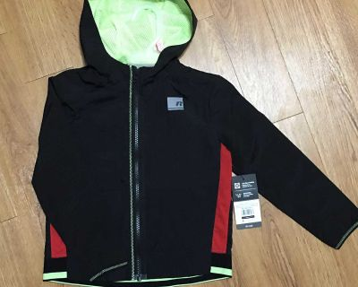 NEW WITH TAGS - RUSSELL BRAND - Dry Power - Cool Zone Venting - Reflective - Light Weight Jacket
