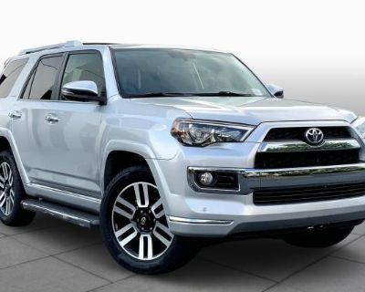 Pre-Owned 2015 Toyota 4Runner Limited Four Wheel Drive SUV