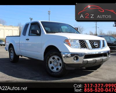 2005 Nissan Frontier 2WD SE King Cab V6 Auto