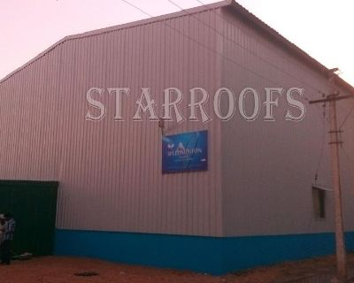 Roofing Contractors in Chennai | Industrial Roofing Contractors in Chennai