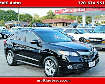 Used 2014 Acura RDX 6-Spd AT w/ Technology Package