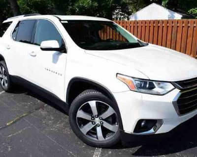 2018 Chevrolet Traverse LT Leather Leather