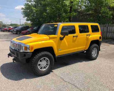 Used 2007 HUMMER H3 4WD 4dr