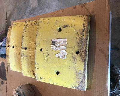 John Deere Lawn Tractor Weights