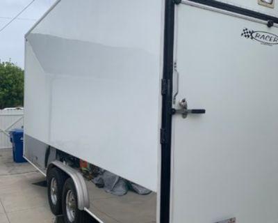 Racer custom trailer