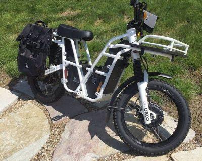 2018 Ubco Ubco Moped