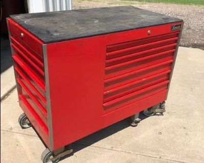 Snap-on Toolbox Cabinet For Sale
