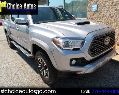 Used 2020 Toyota Tacoma 2WD TRD Off Road Double Cab 5' Bed V6 AT (Natl)