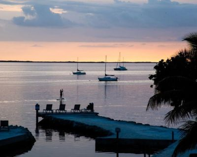 Great Find! Two Comfy Units, Pool, Parking - Key Largo