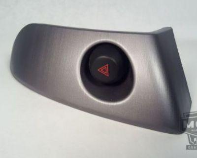 2006 2007 2008 Toyota Rav-4 Hazard Switch And Bezel