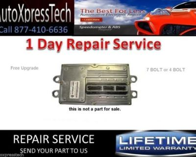 2005 Ford F-250 6.0 Diesel Ficm Fuel Injector Control Module Repair F250 Ficm