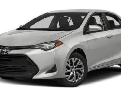 2018 Toyota Corolla L