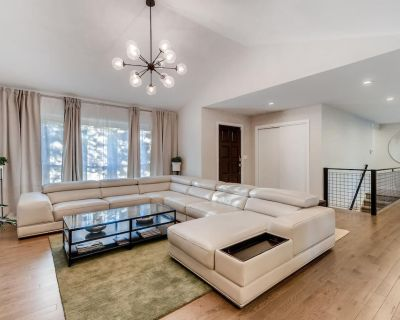 Dazzling Modern Denver Home - Hampden
