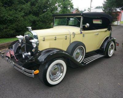 1932 Ford Phaeton Replica
