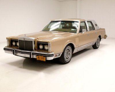 1983 Lincoln Mark VI Sedan