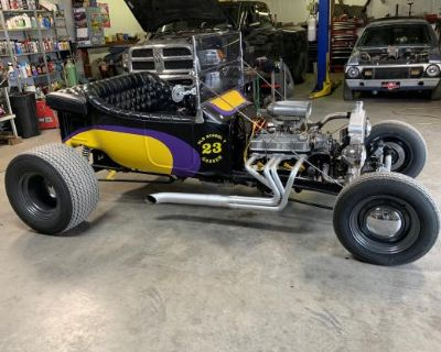 1923 Ford Model T Convertible Restored T-Bucket