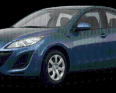 2011 Mazda Mazda3 i Sport 4-Door Automatic