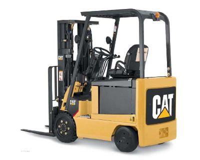 2012 CAT Lift Trucks E6000 36V