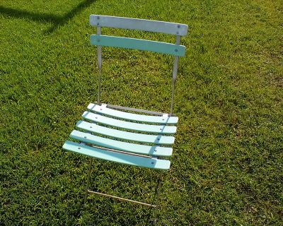 Vintage Folding Chairs 1696-657