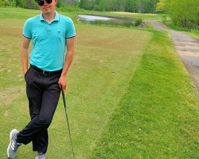 Young Assistant Golf Pro looking for lodging!