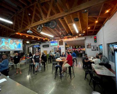 Automotive Inspired Brewery, El Segundo, CA