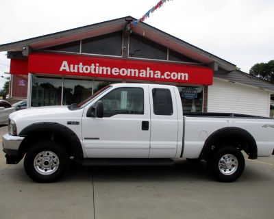 Used 2001 Ford F-250 SD XL SuperCab Long Bed 4WD