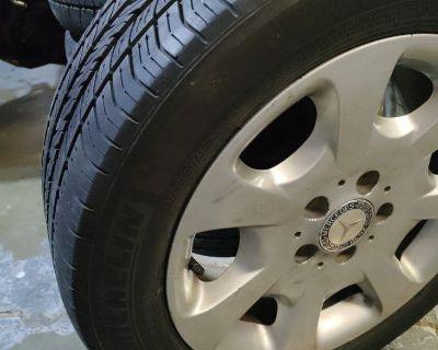 Mercedes-Benz Wheels 16 Inch 205/55R16