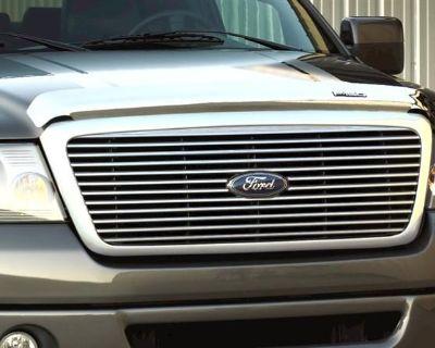 Look New! Oem 2004-2008 Ford F150 Lariat Chrome Billet Grille 7l3z-8200-ba