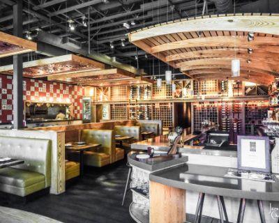 Beautifully Designed Seasonal California Restaurant, Pleasanton, CA