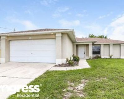 1310 Sw 13th Ter, Cape Coral, FL 33991 3 Bedroom House