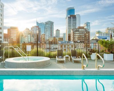 Level Hotels & Furnished Suites One Bedroom Suite Downtown Vancouver - Downtown Vancouver