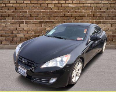 2010 Hyundai Genesis Coupe 3.8 Base