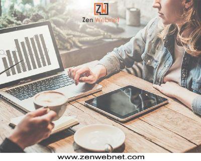 Digital Marketing Company in Faridabad - Zenwebnet