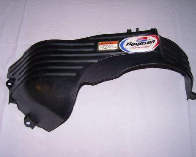1989 Or 1990 Honda Pilot 400 Fl400 Fl400r Used Oem Drive Belt Guard Very Nice!