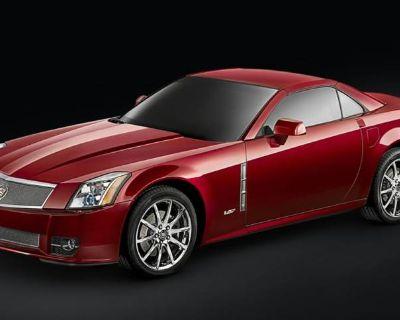 2009 Cadillac XLR-V Standard