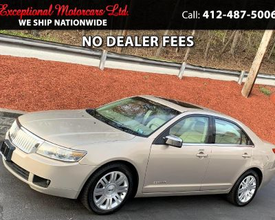 Used 2006 Lincoln Zephyr 4dr Sdn