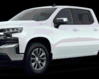 2019 Chevrolet Silverado 1500 LT Crew Cab Standard Box 2WD